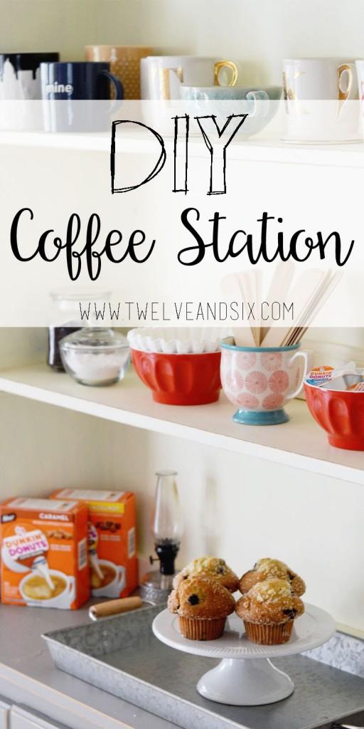 diycoffeestation