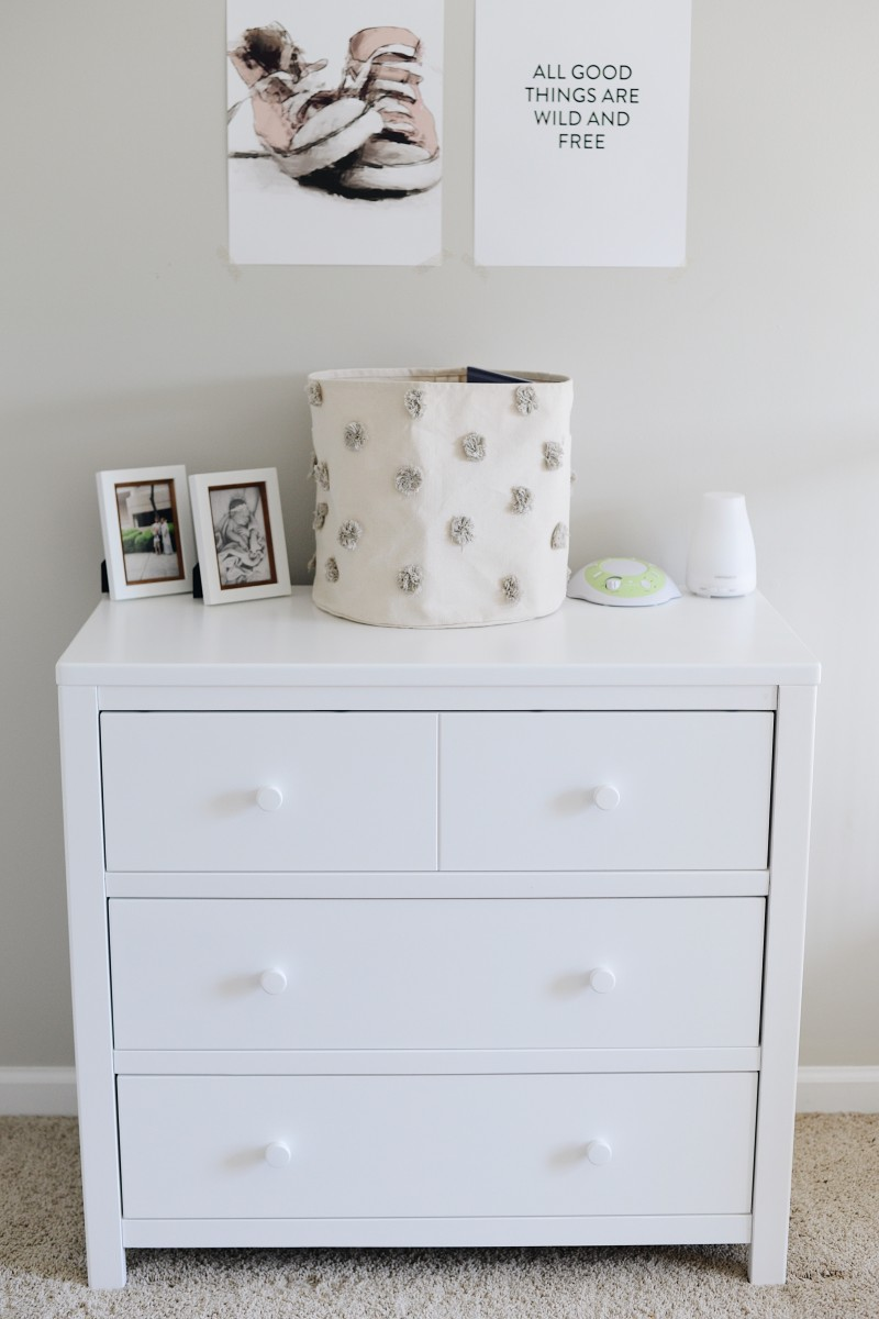 The Perfect Nursery Dresser - Katie Crenshaw