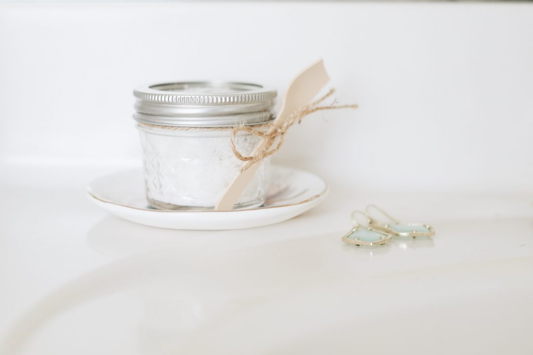 diy essential oil sugar hand scrub