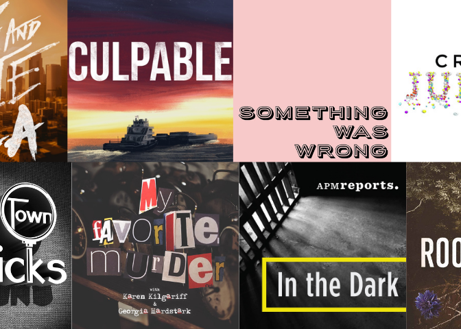 Best True Crime Podcasts (And More) - Katie Crenshaw
